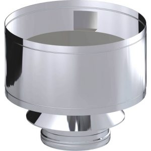 Dinak DW Twin Wall Stainless Steel Weathering Cap Pro