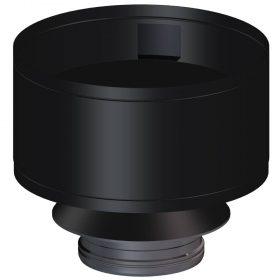 Dinak DWN Twin Wall Stainless Steel Black Weathering Cap Pro